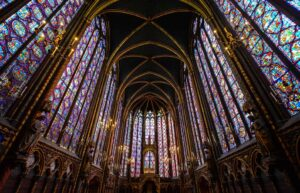The intoxicating beauty of Sainte-Chapelle is truly awe-inspiring and a must-see when you solo travel Paris.