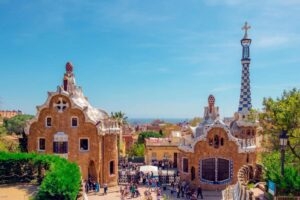 The beauty of Parc Guell and Barcelona is infectious, making Barcelona solo travel a truly amazing experience.
