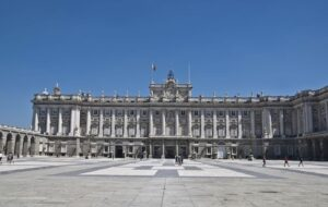 The ever lovely, Palacio Real in Madrid, Spain.