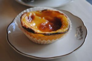 Pasteles de Nata are amazing and the signature pastry of Portugal.
