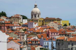A sample of the enchanting beauty that you'll see during this 3 day Lisbon itinerary.