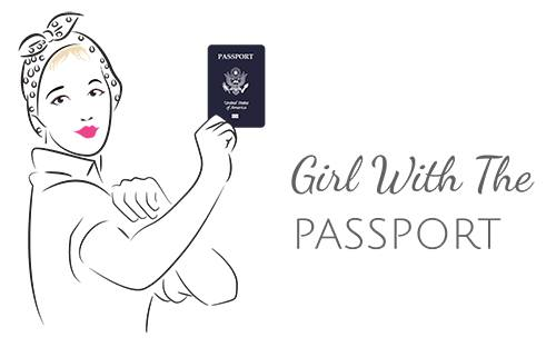 Girl With The Passport