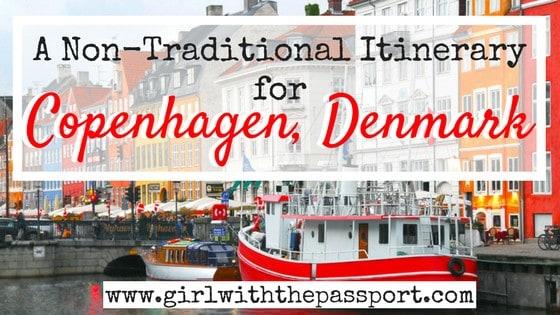 A Non-Traditional Copenhagen Itinerary (for Weirdos like Me)