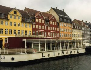 Copenhagen Denmark is a unique city in Europe with a unique, Copenhagen style, so to speak. So if you are planning some Copenhagen travel, then check out this unique, Copenhagen itinerary. In this post you'll find a list of Copenhagen attractions and Copenhagen things to do that are a bit off the beach path. Also listed are some great Copenhagen cafes where you can sit, relax, and enjoy a cup of coffee and some cheesecake. #Copenhagen #Denmark #Travel #Europe #Wanderlust #itinerary