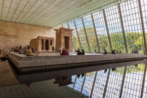 Don't let the high price tag deter you from visiting some of New York City's most amazing museums, like the Metropolitan Museum of Art.