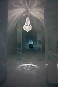 A window into the true artistry and beauty of the ICEHOTEL in Jukkasjärvi, Sweden.