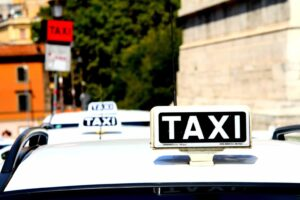 Taxis can be a great way to get around Rome, just not when you're on a budget.