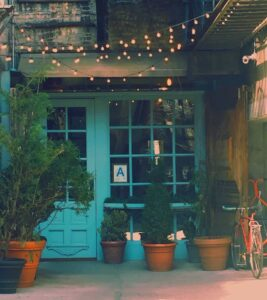 Freeman's is a quaint restaurant that is great for brunch.