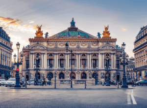 I know there are a lot of amazing things to see in Paris, like the Palais Garnier pictured here, but try to not overschedule yourself and take some time to savor these amazing places.