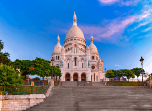 As painful as it is, definitely try to get up early and avoid the massive crowds that overwhelm top, Paris attractions like Sacre Coeur in Montmartre.