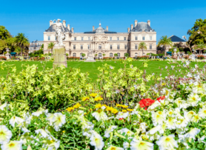 While the gardens at the Jardin du Luxembourg are beautiful during the summer, August is definitely not the ideal time to visit Paris.