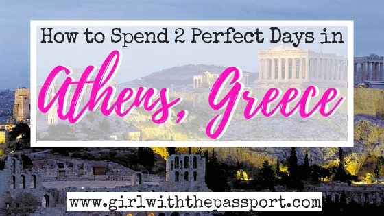 Athens Itinerary 2 Days: Is It Really Possible?