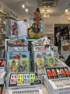 Biscuiteers in Notting Hill is the perfect destination for solo travelers in London.