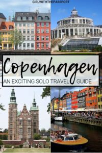 Top tips on how to travel Copenhagen alone and find some unique, budget-friendly ways to enjoy the city as a solo traveler! This Copenhagen travel guide provides details about 15 of the best things to do in Copenhagen on your own! #solotravel #Copenhagen #Denmatk #thingstodo #travelguide #Scandinavia