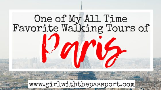 Free Self Guided Walking Tours Paris: Fall in Love with Paris Again!