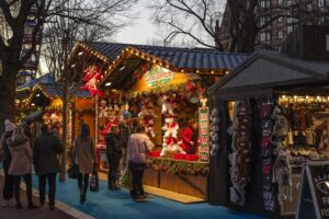 New York City has some amazing Christmas markets for you to enjoy.