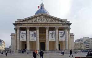 The Pantheon is one of the many attractions that you'll find in the Latin Quarter neighborhood.