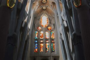 La Sagrada Familia is still one of the most beautiful buildings that I have ever been in.