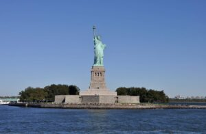 Some of the amazing views you'll see from New York City Harbor.