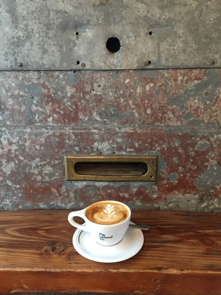 There is a simple beauty found in the coffee serves at Birch Coffee NYC.