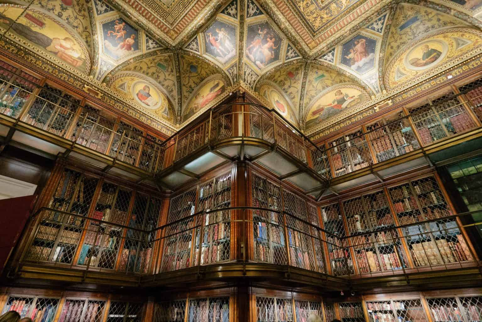 The Morgan Public Library
