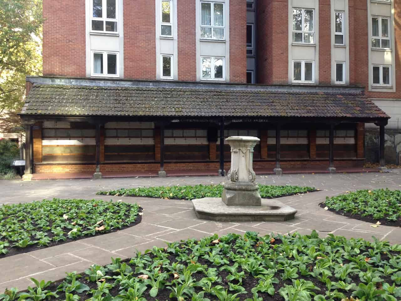 Pay tribute to the everyday citizens who are honored at Postman's Park in London.