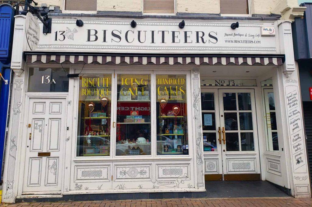 The total adorableness of Biscuiteers!