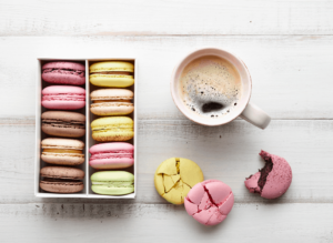 Laduree is home to some of the BEST macarons in all of Paris.