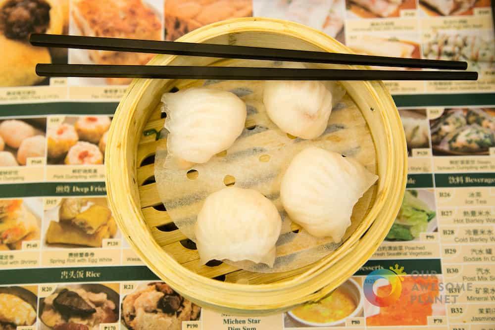 Dim sum from Tim Ho Wan