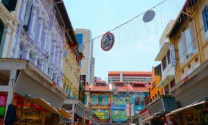 Throughout your 2 days in Singapore Itinerary, take some time to stop and enjoy some of Singapore's many eclectic neighborhoods, like Chinatown.