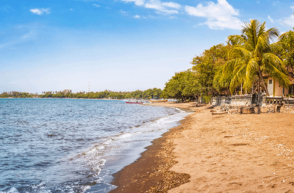 As you solo travel Bali, take some time to stop and enjoy the serene beaches of Lovina.