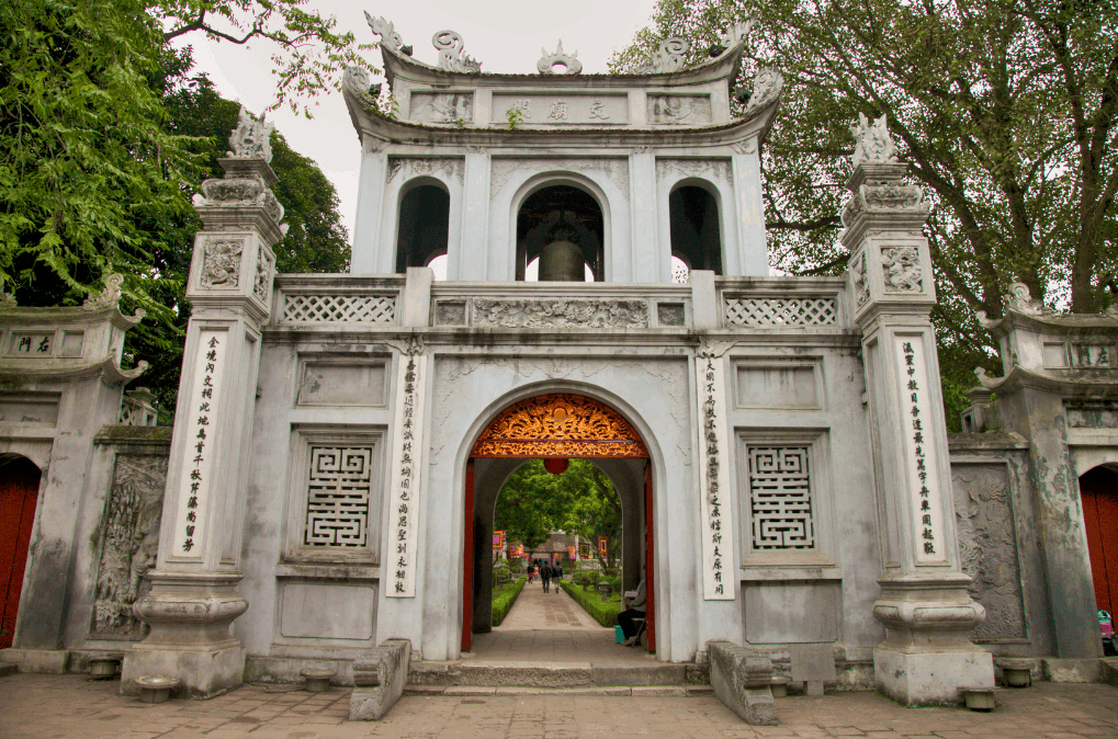 If you only have 2 days in Hanoi then a visit to Literature Temple is a must.