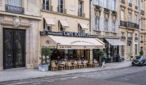 Go where the locals go in Paris and give the ever swanky, Cafe Tournon a try!