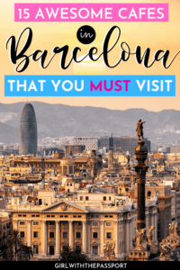 Prettiest Cafes In Barcelona | Barcelona travel tips | best Barcelona photography locations | instagram locations in Barcelona | Barcelona things to do | adorable cafes in Barcelona | cute cafes in Barcelona| what to see in Barcelona | What to eat in Barcelona | Where to eat in Barcelona | Barcelona Guide | Foodie Spots in Barcelona | Best coffee in Barcelona