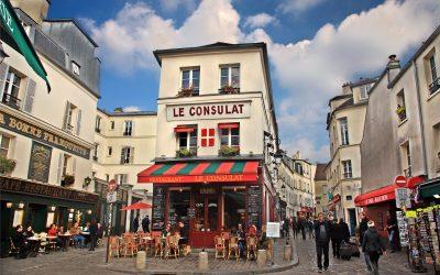 14 Famous Cafes in Paris