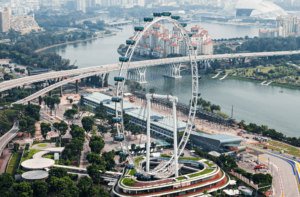 A ride aboard the Singapore Flyer is a must during any 2 days in Singapore itinerary.