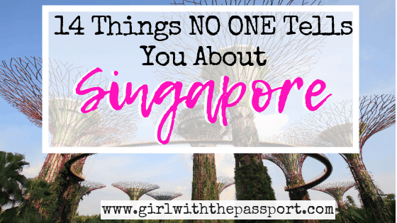 14 Things to Know When Traveling To Singapore