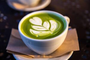 If you love Matcha Lattes, then definitely try one from Hidden Cafe's extensive match menu.