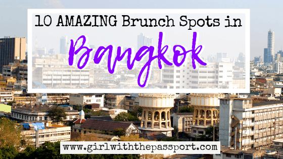 10 Best Places for Brunch in Bangkok