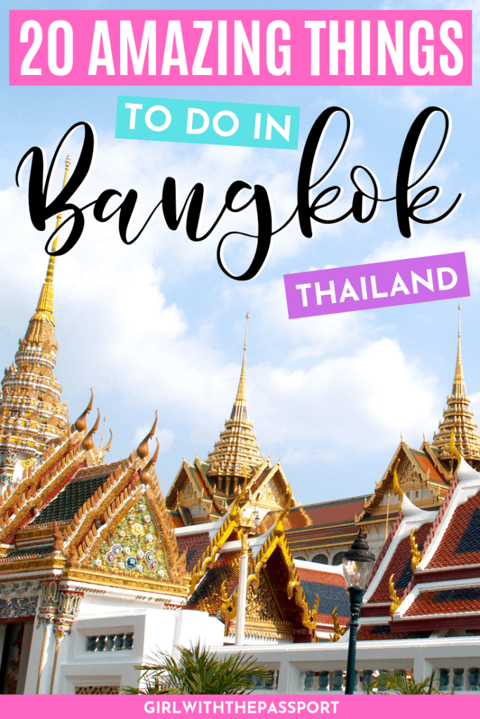 Bangkok Thailand Travel | Bangkok Itinerary | Bangkok Travel Guide | Bangkok Things to Do | Best Things to do in Bangkok | Bangkok Thailand Things to Do | Bangkok Travel Tips | Bangkok Photography #BangkokTravel #BangkokThailand #BangkokGuide #VisitBangkok