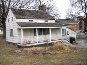 Visit the Edgar Allen Poe Cottage in the Fordham area of the Bronx and see where the author wrote some of his most famous poems.