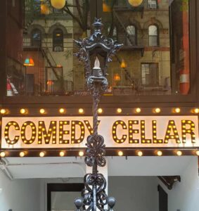 If you want to see a professional comedian while in NYC, then definitely swing by the Comedy Cellar, where tickets cost just $17 per person.