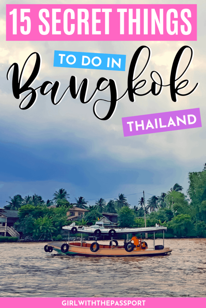 Things to do in Bangkok | What to do in Bangkok | Bangkok Thailand Things to do | Bangkok Itinerary | Bangkok Travel Guide | Bangkok Travel Tips | Bangkok Photography | Bangkok Shopping | Bangkok Thailand | Bangkok Places to Visit | Unusual Things to do in Bangkok #TravelBangkok #TravelThailand #BangkokGuide #BangkokItinerary