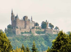 The enchanting beauty of Hohenzollern Castle and Germany's iconic, Black Forest.