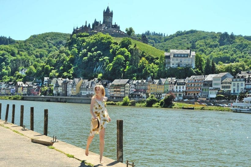 Some of the charming, riverside views that you'll see while exploring Germany's exquisite, Mosel Valley.