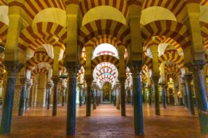 Some of the amazing, architectural beauty you'll find in Cordoba, one of the best Spain holiday destinations.