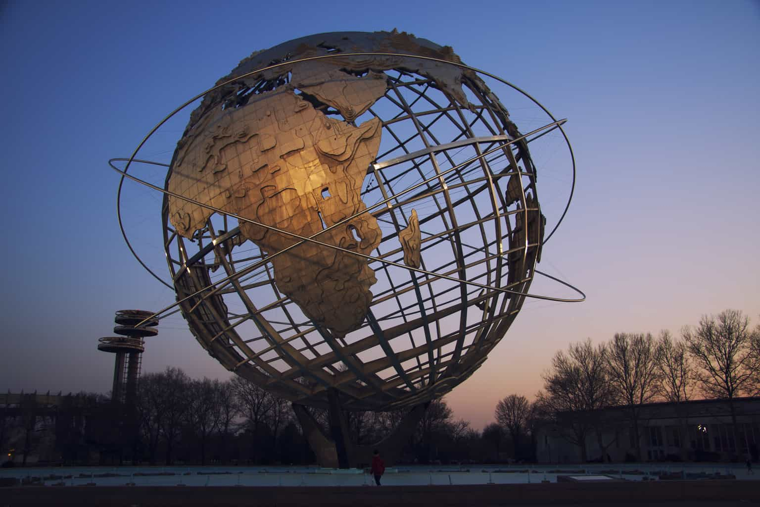 Flushing Meadow Park should be on everyone's NYC bucket list.