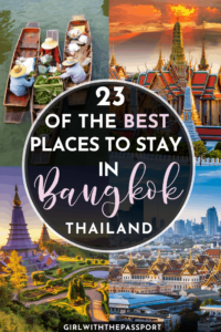 Bangkok Thailand Itinerary | Bangkok Thailand Hotels | Best Places to Stay in Bangkok | Where to Stay in Bangkok | Best Hotels in Bangkok | Where to Stay in Bangkok | Best Hostels in Bangkok | Bangkok Travel Tips | Bangkok Travel Guide | Bangkok Itinerary | Thailand Travel Guide | Thailand Travel Tips #BangkokTravel #BangkokThailand #ThailandGuide #ThailandTravel