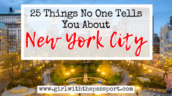 25 SECRET NYC Tips from a Local New Yorker!