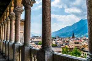 The stunning, old-world charm of Trento, Italy.